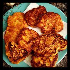 Piña Colada Upside-Down Pancakes + Coconut Rimmed Pineapple Mimosa ...