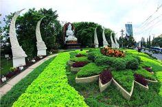 Taman Kendedes Malang Tambah Cantik