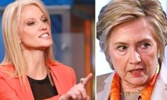 Kellyanne Conway's response to Hillary's new pity-party signs off with absolute BEST SLAM EVER
