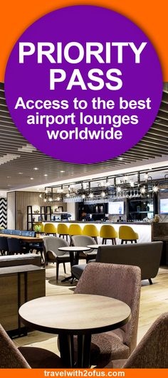 Priority Pass, have you heard of it?  While traveling, you might have seen those discreet doors along the airport concourse with posh labels almost luring you in. Airport lounges offer a plethora of comforts, most of which, a lot of us would find inviting after a long trip.