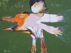 Rick  Bartow - We Were