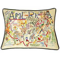 America - pillow