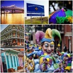 Louisiana State Capitol, Art Science Museum, Cajun French, African American Museum, Music Museum, The Enchantments, Louisiana Purchase, Bourbon Street, Historical Sites