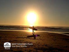 EL MEJOR HOTEL DE MORELIA. Playa Nexpa, es un atractivo más del hermoso estado de Michoacán. Por su agradable clima y tipo de marea, muchos la consideran el lugar ideal para el esquí acuático y la práctica del surfing. En Best Western Plus Morelia, le invitamos a hacer su próxima reservación con nosotros para que siga disfrutando de los mejores lugares de Morelia.  #bestwesternmorelia