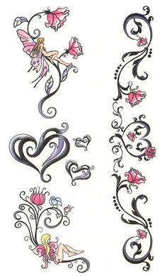 unique tattoo designs - Google Search