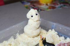 Potato Snow!