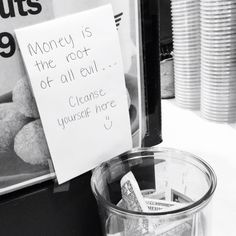 Take a Tip from Me # 1 - 21 Incredibly Effective Tip Jars
