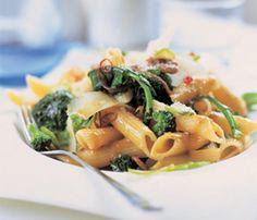 #Superfood Recipe: Warm Roasted Broccoli Salad #SelfMagazine