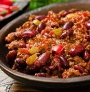 Welcome to my EASY chilli con carne recipe. I think this easy chilli con carne should be re-branded Crock Pot Recipes, Cooking Recipes, Healthy Recipes, Aga Recipes, Cheap Recipes, Batch Cooking, Simple Recipes, Healthy Foods, Chilli Con Carne Recipe