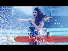 Saara Aalto does Donna Summer for Disco Week!   Live Shows Week 6   The X Factor UK 2016 - YouTube