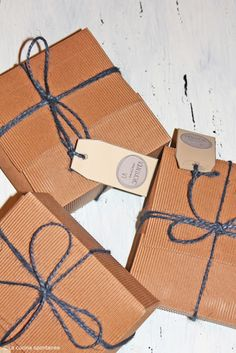 Scatola DIY <3 3, Gift Wrapping, Gifts, Gift Wrapping Paper, Presents, Wrapping Gifts, Favors, Gift Packaging, Gift