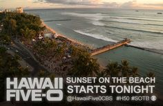 Tonight's the night! Follow along with #SOTB to see all the excitement for #H50.