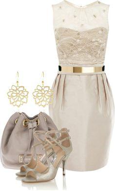 LOLO Moda: Elegant ladies fashion. If only I had somewhere to wear something like this