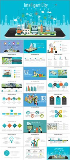 28+ Best product presentation web ui PowerPoint template