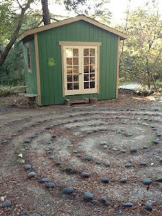 sacred spaces for meditating