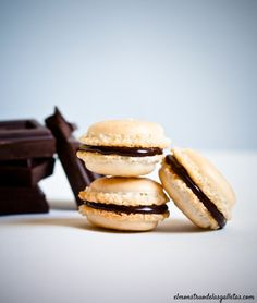 Macarons, receta con el kit de Lékué