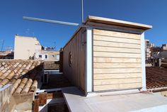 shipping container bed   breakfast in majorca by espai fly - designboom | architecture
