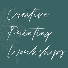 Pinterest Board Cover - Creative Printing Workshops Creative Workshop, Pinterest Board, Small Groups, Screen Printing, Knowledge, Cover, Prints, Consciousness, Screenprinting