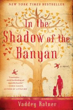 Librarian Liz is reading IN THE SHADOW OF THE BANYAN by Vaddey Ratner.  Based on the life of the author, this novel follows the story of seven year old Raami, the daughter of royalty in Cambodia. When the radical communist group Khmer Rouge takes over, Raami is separated from all she loves. This novel of the Cambodian genocide is incredibly sad and at times very difficult to read, but she feels that it is ultimately worth it.