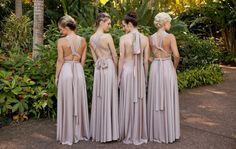 Goddess By Nature-Bridesmaids-Dress Designers-Dress Retailers-Shoes in BrisbaneQLD