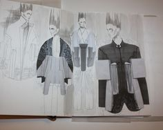 The White Series. Part 9: Ernesto Naranjo | Fashion, Projects, Sketchbooks, The White Series | 1 Granary