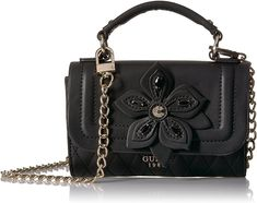 GUESS Sibyl Mini Crossbody Flap * Click image for more details. (This is an affiliate link) Orla Kiely Handbags, Guess Handbags, Beautiful Bags, Cross Body Handbags, Convertible, Crossbody Bag, Shoulder Bag, Mini, Stuff To Buy