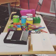 Préparation de #creativeDay workInProgress cc @benjchaminade ;)
