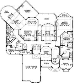 American Stick-Style Masterpiece - 15613GE | Architectural Designs - House Plans