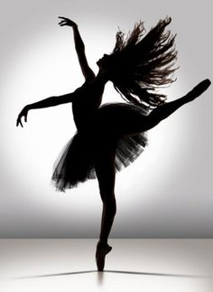 Photography of dancing girl in B&W #crazyaboutphoto