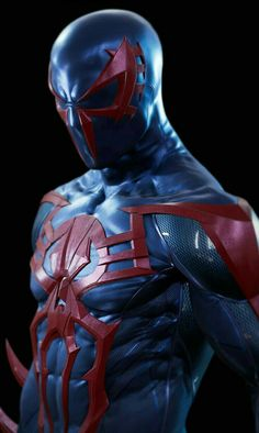 Marvel's Spider-man 2099 black suit, Leroy Chen Spiderman Drawing, Black Spiderman, Spiderman Art, Spiderman Suits, Amazing Spiderman, Marvel Comics Superheroes, Marvel Heroes, Marvel Avengers, Marvel 2099