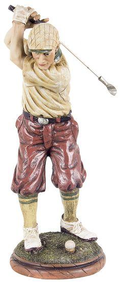 Cód. 107.083 - Golfista Camisa Bege Oldway - 31x15x12