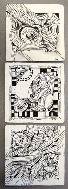 Dancing Diva at Open Seed Arts by Carol Ohl, Certified Zentangle Teacher