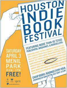 Houston Indie Book Festival