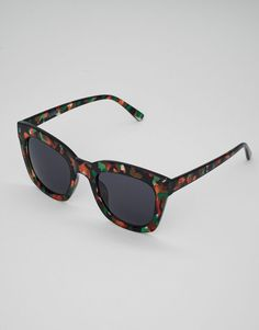 eb5291f32 Square glitter sunglasses - Sunglasses - Accessories - Woman - PULL&BEAR  Spain Pull & Bear,