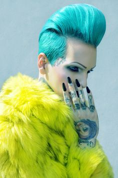 Jeffree Star: Beauty Never Dies Editorial Dark Beauty Magazine December 2013