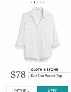 Love the idea of a clean, crisp, white shirt! Fancy Clothes, Clothes For Women, Style Ideas, Style Inspiration, Love Jeans, Stitch Fix Outfits, Stitch Fix Stylist, Work Wardrobe, Distressed Jeans