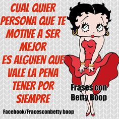 Frases con Betty Boop.com: Frases con Betty Boop