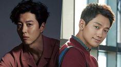 [3 articles][3 fan mades] Actors Rain & Lee Dong Gun: Sangdoo then, upcoming TV drama Sketch now.