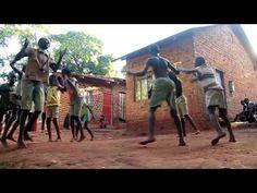 Kadondo style wedding performance with Ghetto Kids - YouTube