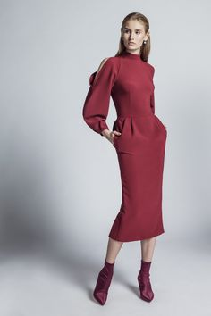 Платье «Bozhena», Цена — 19 990 рублей
