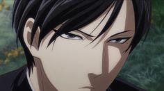 Sakamoto  look at his eyes