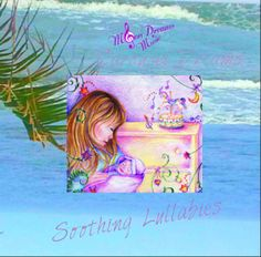 Carousel Dreams Lullabies - Soothing Music for Babies & Their Parents! by #MoonDreamsMusic #babies #lullabies #carouseldreams #moondreamsmusic #ocean #soothing #sounds #babymusic #lullaby
