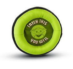 STAR WARS ™ Yoda ™ Donut Flyer Disk Dog Toy