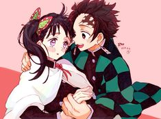 Kimetsu no yaiba ( demon slayer ) Anime Demon, Manga Anime, Anime Art, Demon Slayer, Slayer Anime, Natsume Yuujinchou, Demon Hunter, Manga Games, Anime Ships