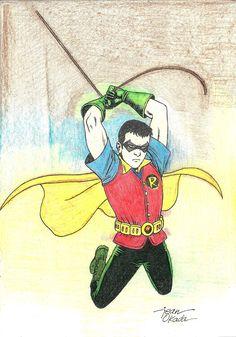 Robin por: Jean Okada e Sayonara Melo.
