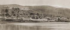 Θεσσαλονίκη, 1869 φωτογραφία του Χέρμπερτ Σέυς Thessaloniki, Old Photos, Paris Skyline, Past, Old Things, Europe, Island, History, City