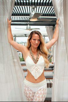 White Sleeveless Dress, Crochet Bikini, Bikinis, Swimwear, Dresses, Fashion, Bathing Suits, Vestidos, Moda