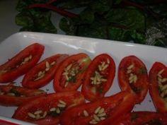 Pomodori Gratinati Con Pinoli