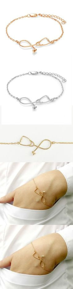 Stethoscope Bracelet! Click The Image To Buy It Now or Tag Someone You Want To Buy This For. #Nurse