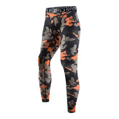 Best price on EU Running camo Base Layer fitness jogging Trousers compression tights long pants sport training leggings mens gym wear jogging // See details here: http://alibestathleticstuff.com/products/eu-running-camo-base-layer-fitness-jogging-trousers